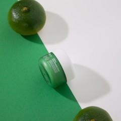 韩国进口济州海青橘长效保湿滋润面霜抗氧化抗炎舒缓修复镇静补水