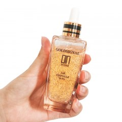 MIDM韩国进口24K黄金安瓶原液玻尿酸面部精华补水保湿抗氧化控油
